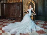 Mermaid Bridal Gowns Mermaid Sleeves Custom Made Tony Wedding Dress Gv20178