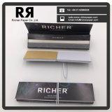 papier de roulement de cigarette de riz de 108X54mm avec le joint d'aimant