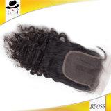 ブラジルのねじれた巻き毛の短い髪は南アフリカ共和国の女性を切る
