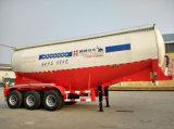 Semi Aanhangwagen van de Tank van het Cement van de Prijs van China Factroy de Bulk met V-vorm