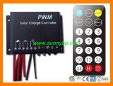 caricatore solare dell'indicatore luminoso di via della prova dell'acqua di 12V/24V 20A IP68 (IR1220)