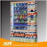 De Automaat van Combo Voor Snacks&Drinks met Grafiek