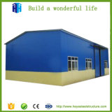 Structure en acier préfabriqués à bon marché de l'entrepôt de dessins de stockage de prix de vente