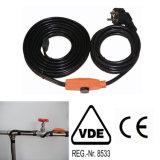 Qualität 220V Vde-Rohr-Heizkabel für Europa
