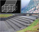 Gabionの網、洪水のGabionの網の壁の障壁