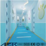 PVC de alta calidad laminado piso vinílico Palyground
