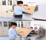 Freundlich-Umgebung Höhen-justierbare Kind-Möbel für Verkaufs-Kind-Schreibtisch