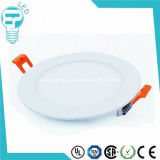 Epistar 9W Recessed SMD Round LED Panel Light