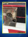 Cuoio usato dell'Italia che profila sacchetto che fa macchina (OMAC 3505)