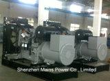 генератор дизеля Drived двигателя резервной силы 450kVA 360kw UK