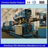 PE/PP/PVCは壁によって波形を付けられる管プラスチック作成機械を選抜する