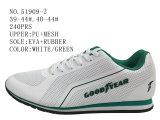 Nr 51909 Schoenen van de Voorraad van de Sport van de Schoenen van Vier Verfhandelaars de Toevallige