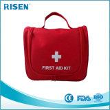 Piccolo sacchetto della cassetta di pronto soccorso di terremoto di emergenza medica