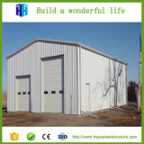 Estructura de acero prefabricados Diseño taller de coches