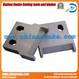 Lámina de corte caliente para máquina de metalurgia