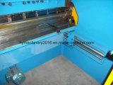 Einfache Steuerstahlplatten-verbiegende Maschine CNC-Wc67k-125X3200