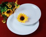 Padellame di ceramica di uso quotidiano del ristorante