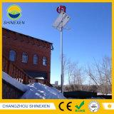 낮은 시작 풍속 12V 24V 300W 수직 풍력 발전기