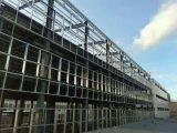 Taller de prefabricados de estructura de acero durable