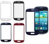 SamsungギャラクシーS3 S4 S5 S6端Note2 3のための外のガラスレンズの交換部品