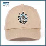 方法6パネルの野球帽の刺繍は帽子を遊ばす