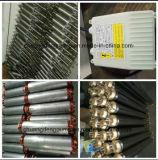 1HP 4st (D) pompa a più stadi dell'acciaio inossidabile di m2 per il pozzo