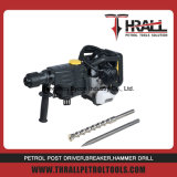 Thrall DHD-58 rock drilling tools