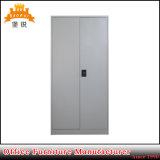 Dos de la puerta de oscilación acero barato Armario Armario