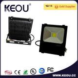 Proyector LED de alta potencia Marco Plata/Negro 70W/100W/150W