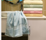 多彩な100%年の綿のホテルの表面タオル