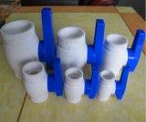 Plástico ABS UPVC Válvula Torneira de ângulo