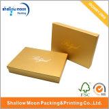 美しいデザインカスタムペーパーギフト用の箱(QYZ060)