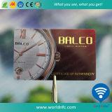 Preço de fábrica PVC Swimming Membership RFID Smart Card