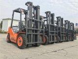 中国新しいディーゼル力3トンの重いフォークリフト