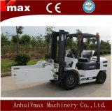Cpcd30 Vmax China 3ton Dieselgabelstapler mit Papierrollenschelle