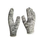 el algodón del color de la mezcla 10gauge que trabaja guantes fabrica en Shandong