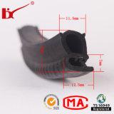 L'insert métallique personnalisé auto joint en caoutchouc résistant aux intempéries Strip