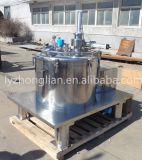 Pgz1000 type centrifugeuse plate de filtre de débit de grattoir de bas