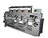 4 de Machine van het Borduurwerk van Melco van hoofden met het Vlakke Borduurwerk van de T-shirt van GLB 3 Functies