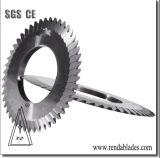 Круглой металлической трубы и трубы шины и давление в шинах резиновой продольной резки пилой резки/ножа