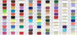 ストラップレスのプロム党はオーガンザのイブニング・ドレスSh50344に玉を付ける紫色にガウンを着せる