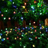 Indicatore luminoso solare della lampada della lanterna della sfera della lampadina della decorazione LED della striscia della stringa della festa nuziale della parete a terra calda calda calda di Multicolorful