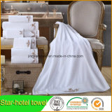 Hotel 100% Algodón Toalla con logotipo bordado