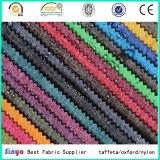 熱い販売デザインカチオン600dポリウレタン袋のソファーのための上塗を施してある織布