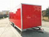 Poissons Pellet Catering Van Made de type de mode en Chine