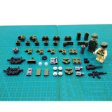 695600004A戦場Communications Vehicle Puzzle Hold Enlighten Block