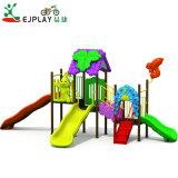 Jardim de Infância de plástico filhos crianças parque ao ar livre definido