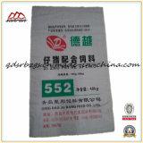 China bildete den Kunststoffgehäuse-pp. gesponnenen Beutel mit buntem gedruckt