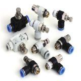 SL-G de giro de rosca conector neumático gira