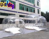 Tenda libera gonfiabile di campeggio della bolla